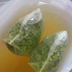 緑茶は水出しで経済的&免疫力アップ