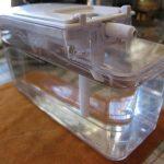 冷蔵庫の浄水フィルター