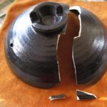 炊飯土鍋のフタを割ってしまった…