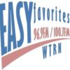 アメリカのローカルラジオ(WTRN)を聴いている