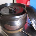 この土鍋で炊飯してます