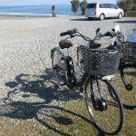 【四国旅行】豊島で初電動アシスト自転車