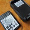 SC-04D バッテリーと充電器を入手