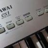電子ピアノ(es1)をリフレッシュ