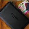 Kindle Fire HD(2013)にダイソーのPSPケースがぴったり